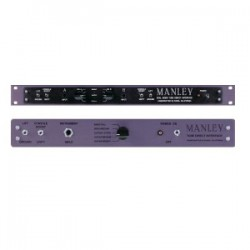 Manley Tube Direct Mono & Dual Mono DI's